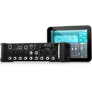 XR12 BEHRINGER 12-Input Digital Mixer for iPad/Android Tablets with 4 Programmable Midas Preamps,  8,fastrak-sa.