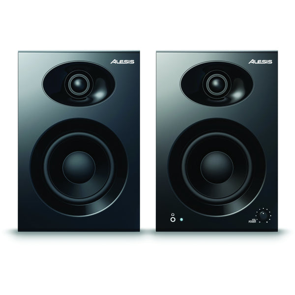 Alesis Elevate 4 4  Active Studio Monitors, boxed in pairs (4173573226563)