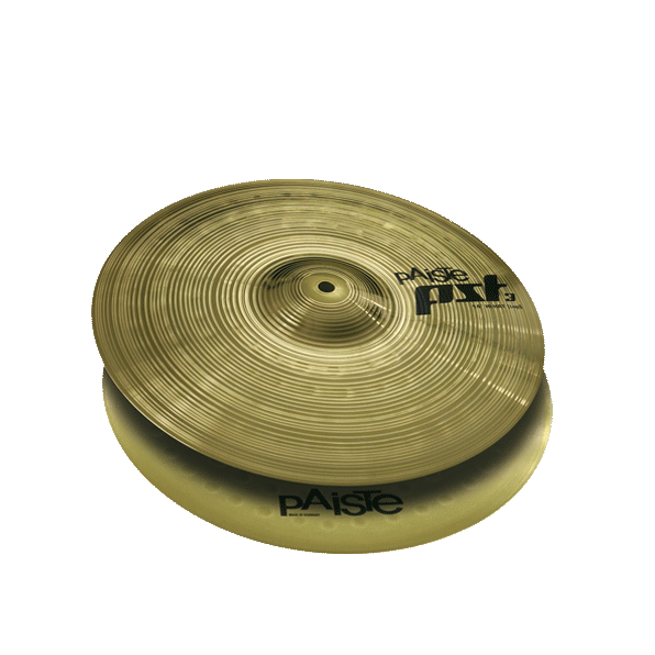 "PAISTE 13"" BRASS HI-HAT PAIR"