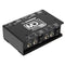 Samson MCD2 PRO Stereo Passive PC & DJ Direct Box (4173647446083)