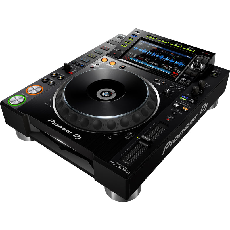 Pioneer DJ CDJ-2000NXS2  Pro DJ Multimedia Player (4525876904003)