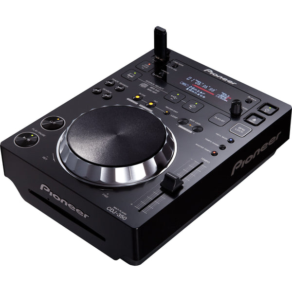 Pioneer DJ CDJ-350  Pro DJ Multimedia Player (4526084358211)