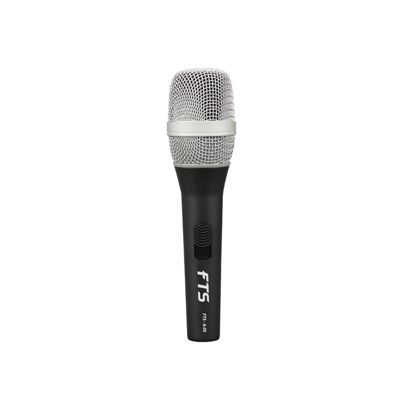 FTS- 6.0S Dynamic Vocal Microphone,fastrak-sa.