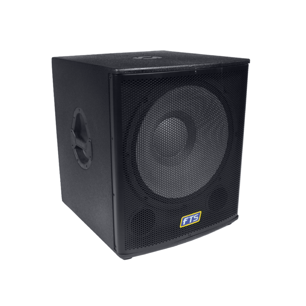 "FTS-BB18 MKII 18"" Single 550W Bass Bin"