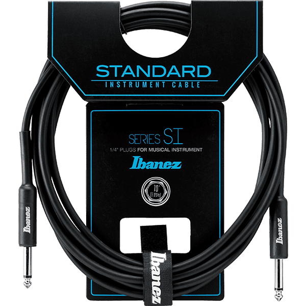 Ibanez IBZSI10-CGR GUITAR CABLE