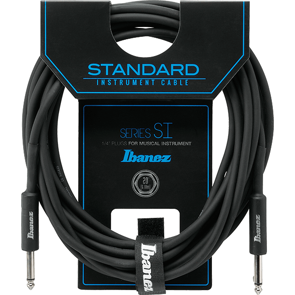 Ibanez IBZSI20-CGR GUITAR CABLE