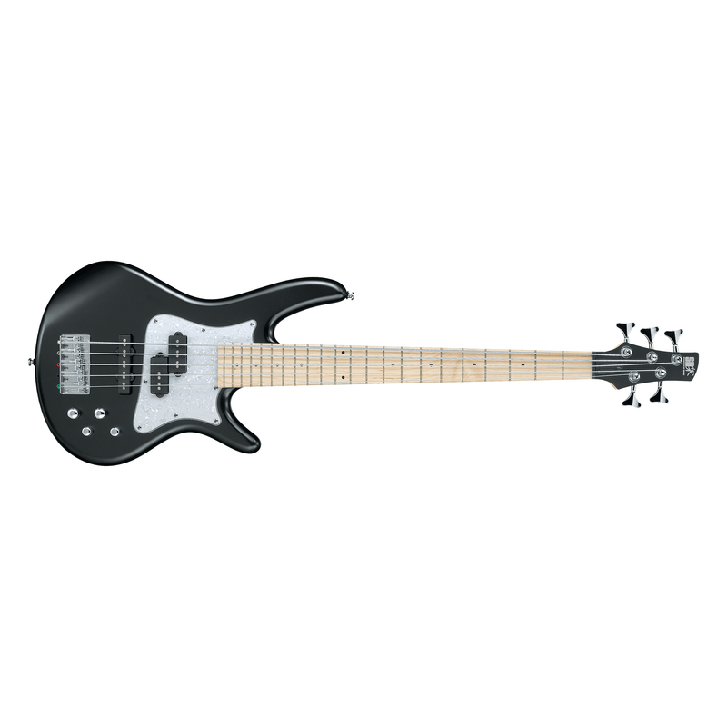 Ibanez SRMD205-BKF Electric BASS GUITAR,fastrak-sa.