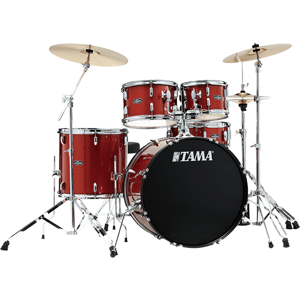 Tama SG52KH6C-SCP 5DRUMS, 4CYM, 5STANDS, 1 THRONE