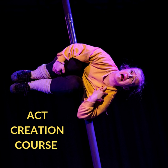 Act Creation Courses