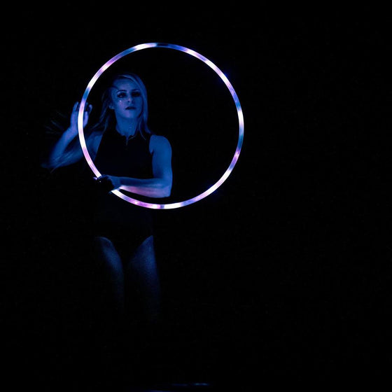 Adult Circus Taster: Hula Hoop and Poi