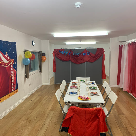 Children's Circus Birthday Parties