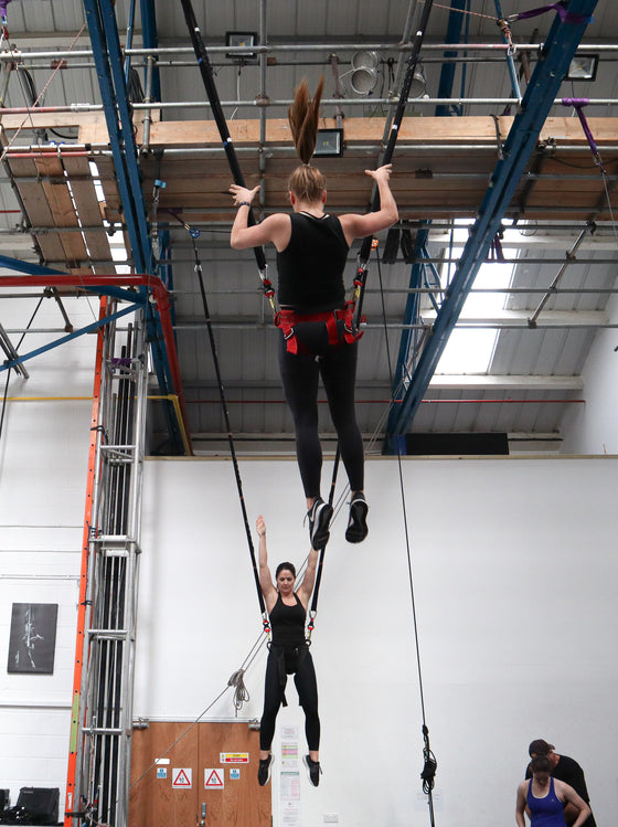 Performer Flying & Stunt Wirework Course