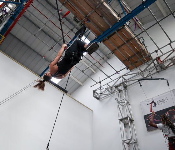 Performer Flying Course