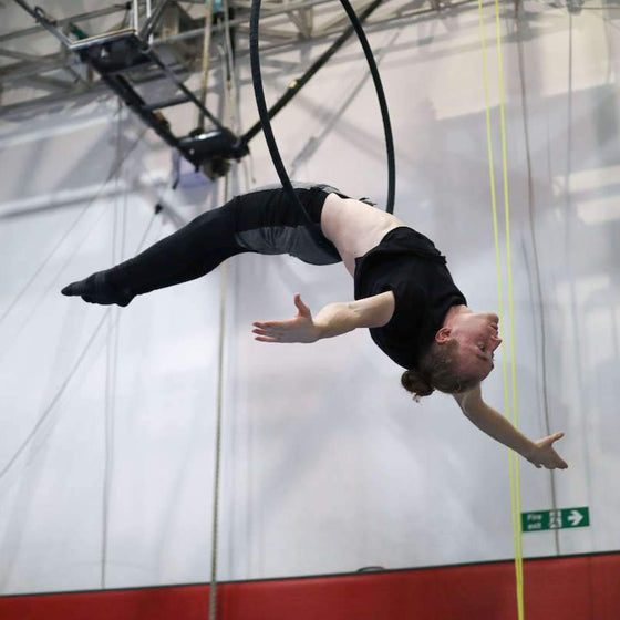 Adult Summer Intensive Circus Training 4 days