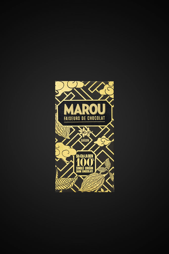 Marou Chocolate - Single Origin 100%