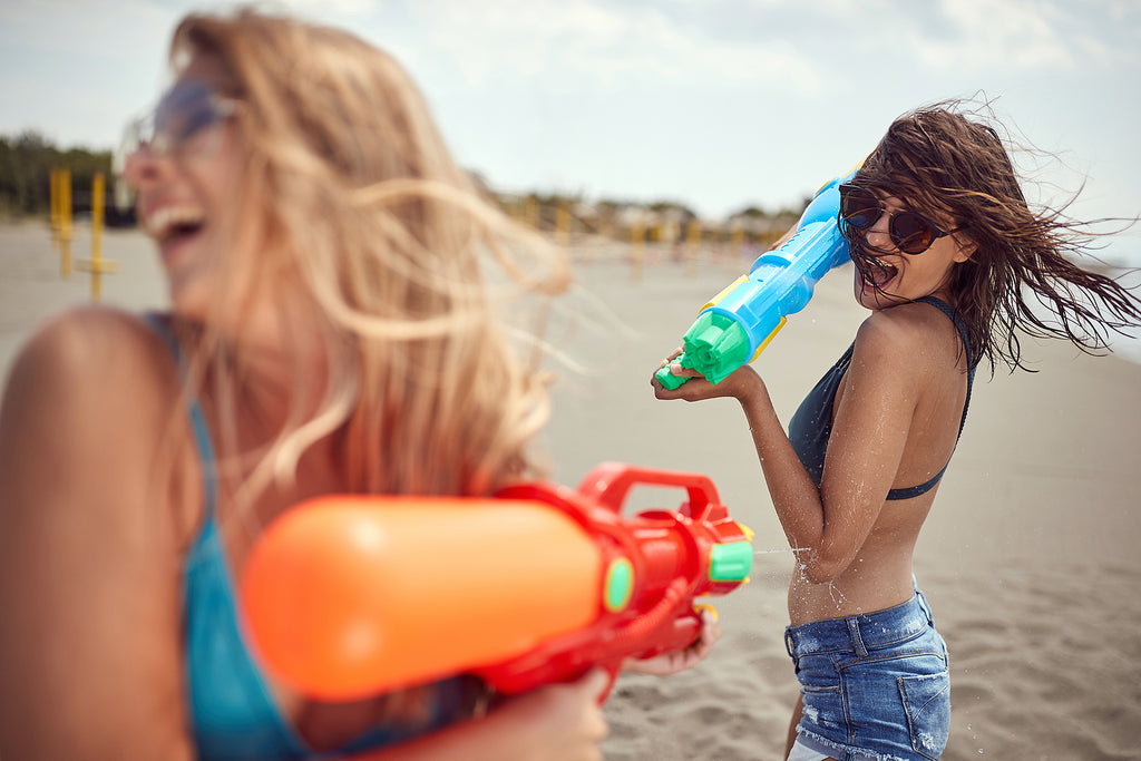 5 unique, creative, and fun beach games for adults