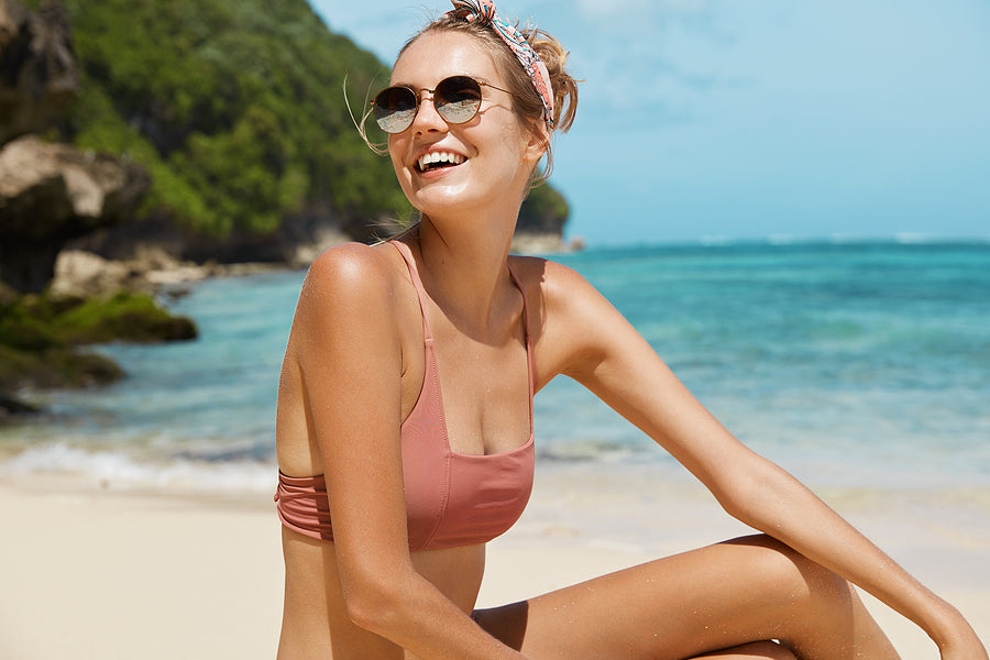 Beach sunnies 101: how to buy the best UV protection sunglasses!