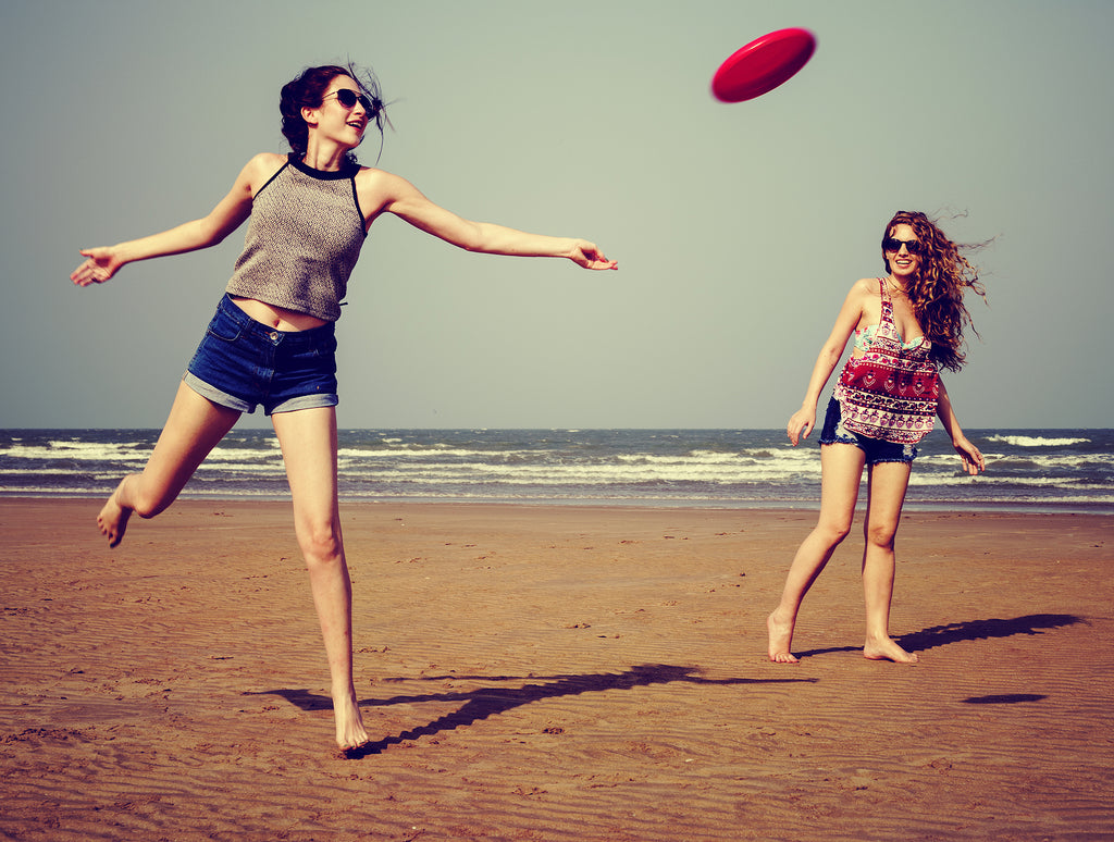 Beach vibes only! 3 creative beach games for active teens