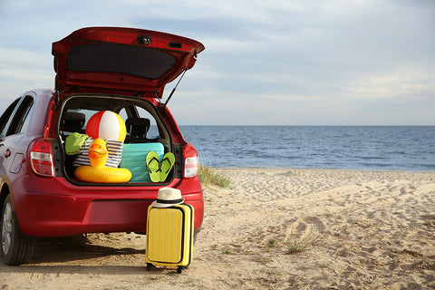 beach packing guide and checklist