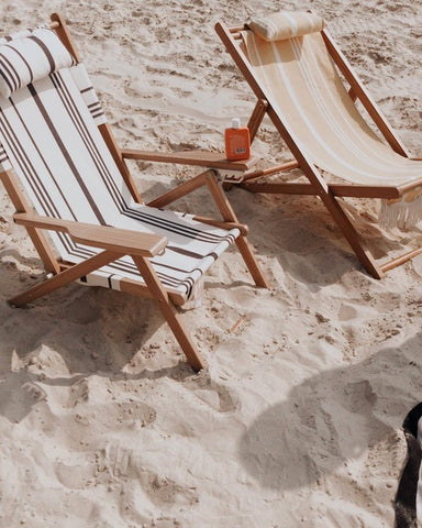 business & pleasure beach chair
