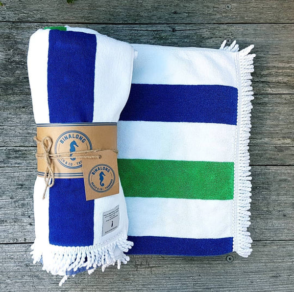 Binalong Beach & CO- Beach Towel - The Binalong