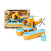 Green Toys - Sea Copter - orange - Boatshed 7 The Original Beach Co.