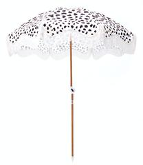 Business & Pleasure - Holiday Beach Umbrella - African Textile - Boatshed 7 The Original Beach Co.