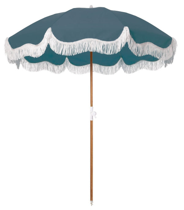Business & Pleasure - Holiday Beach Umbrella - ATLANTIC BLUE