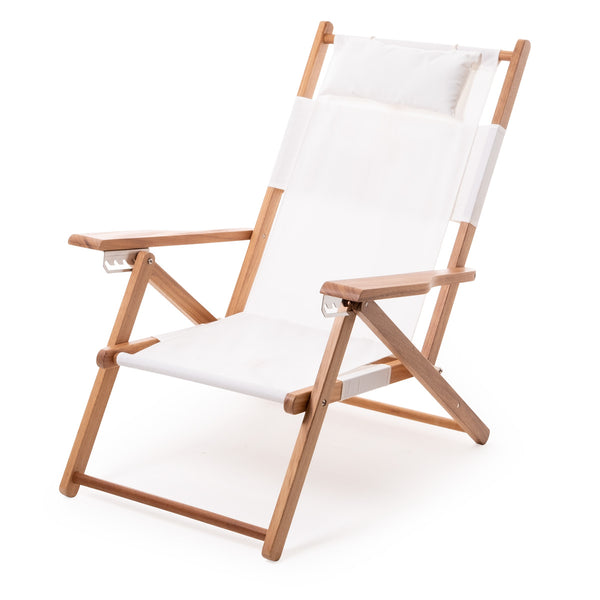 Business & Pleasure - Tommy Chair - Antique White