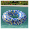 the nice fleet XL Premium adult swim ring - Formentera - Boatshed 7 The Original Beach Co.