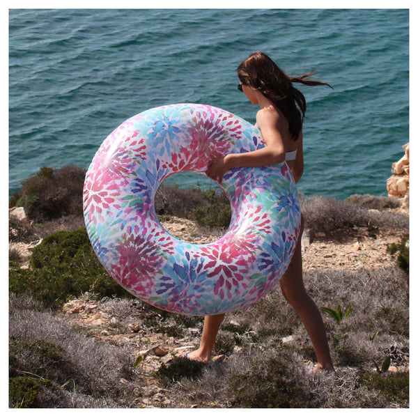 the nice fleet XL Premium adult swim ring - Hamptons    FROM FRANCE - Boatshed 7 The Original Beach Co.