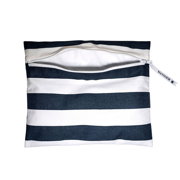 Wander Wet Bags - Deep Sea Navy - Boatshed 7 The Original Beach Co.