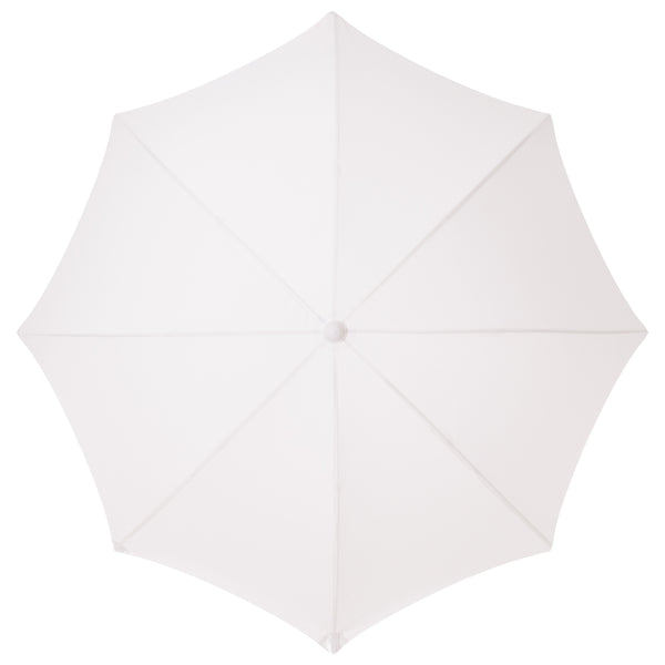 Business & Pleasure - Holiday Beach Umbrella - Antique White