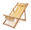 Business & Pleasure - The Sling Chair - Vintage Yellow Stripe