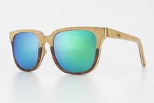 Luke Shades - Polarise Sunglasses - Drifters Katalox Green - Boatshed 7 The Original Beach Co.
