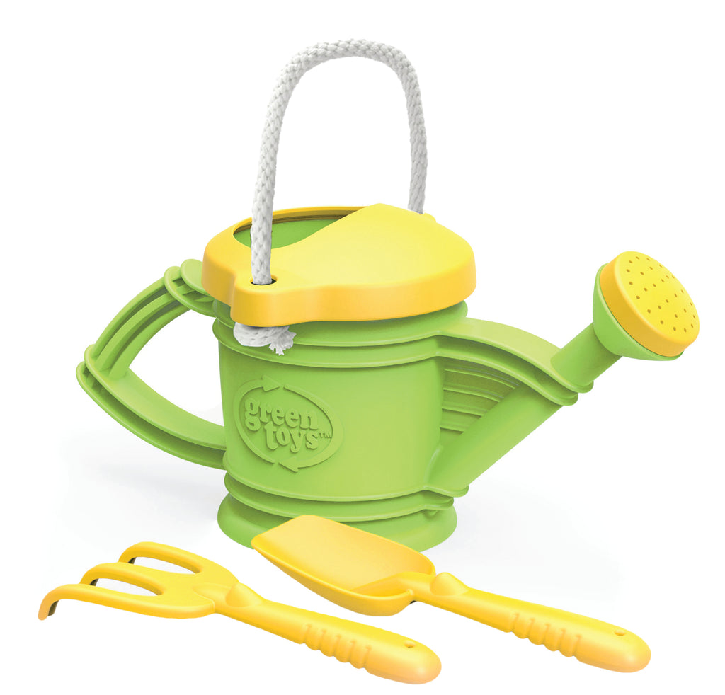 Green Toys - Beach Watering Can - Boatshed 7 The Original Beach Co.