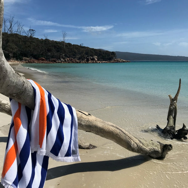 Binalong Beach & CO- Beach Towel - Freycinet