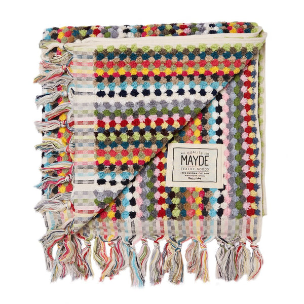 Mayde - Rainbow Beach Towel - Multi