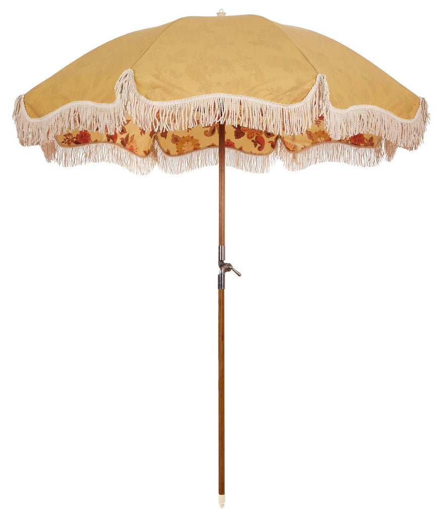 Business & Pleasure - Premium Beach Umbrella - PAISLEY BAY