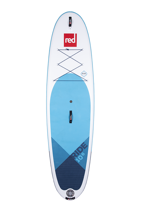 "Red Paddle - SUP - Ride 10""6"" -Biggest selling family SUP package"