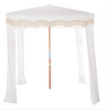 Business & Pleasure - Premium Beach CABANA - Antique White