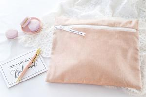 Wander Wet Bags - Sparkling Rose Blush