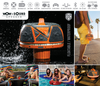 WOW Beach Speaker  - Best there is - Waterproof/Sandproof Sound - Boatshed 7 The Original Beach Co.