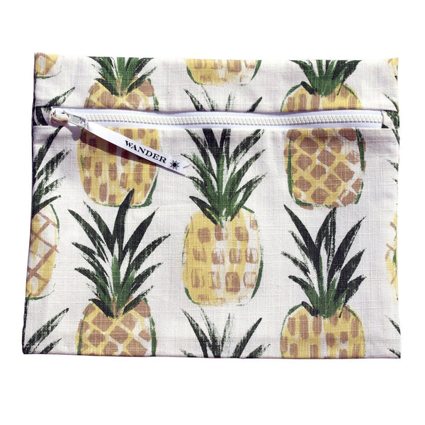 Wander Wet Bags - Pineapples