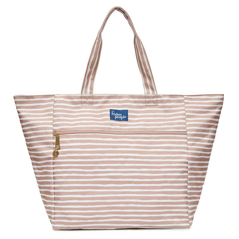 The Friday People -Carryall Tote