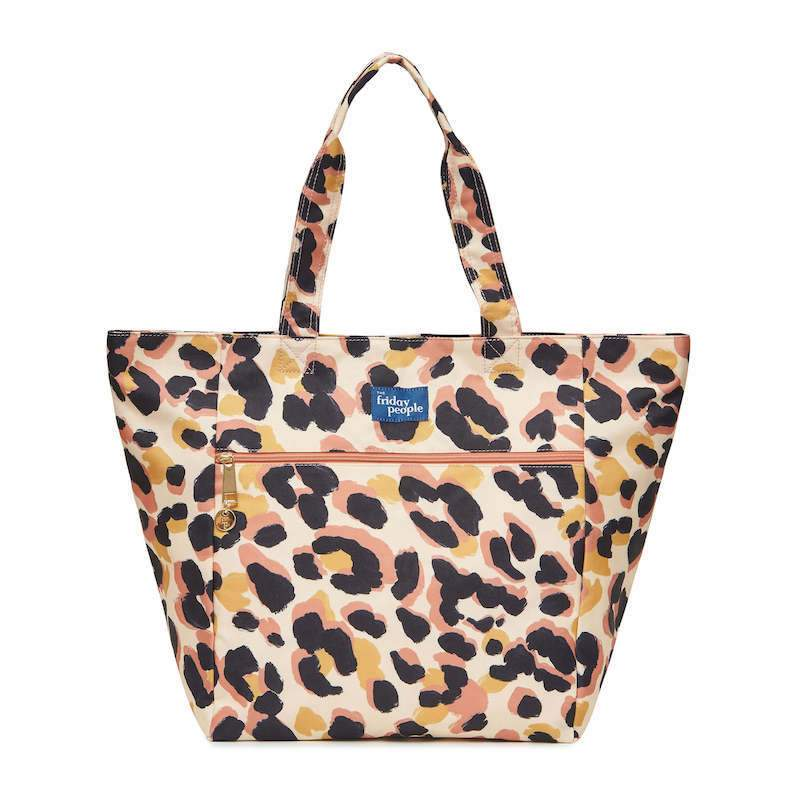 The Friday People -Everyday Tote-Savannah