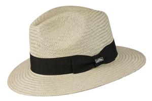 Conner Hats - Panama Vibe Fedora - Mens - Boatshed 7 The Original Beach Co.