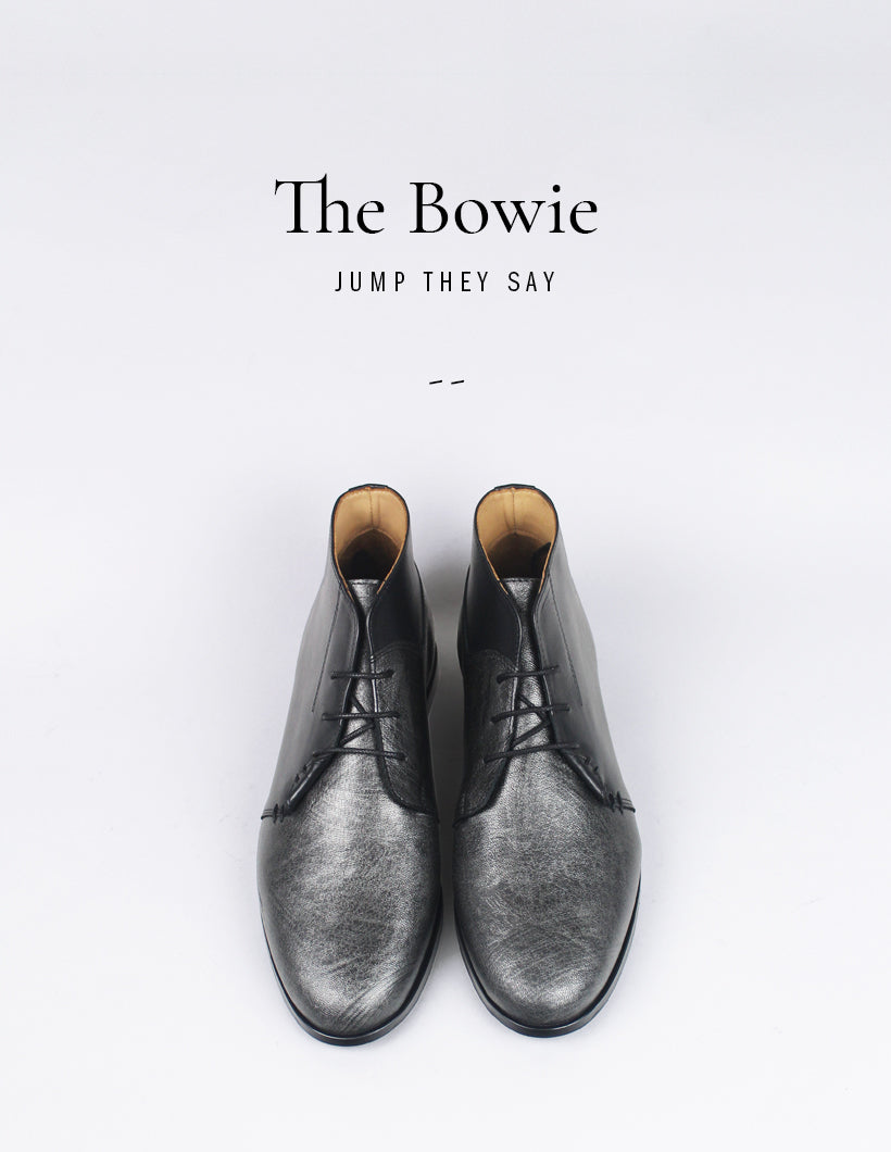 THE BOWIE - SILVER