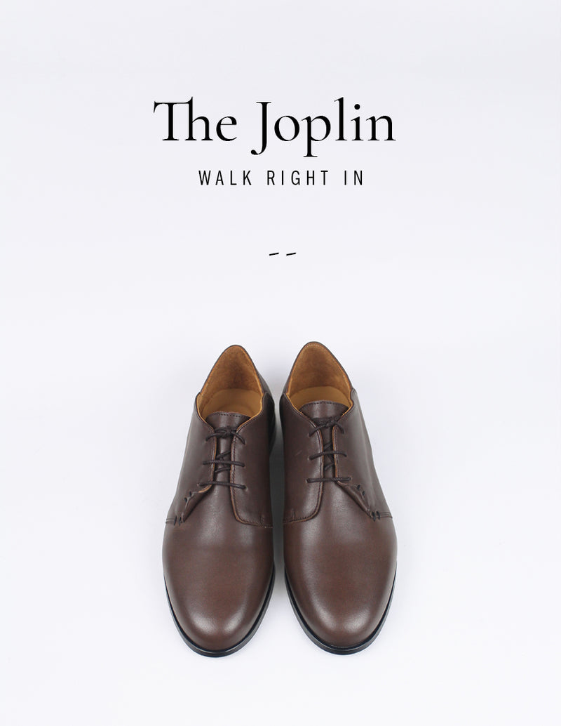 THE JOPLIN - BROWN