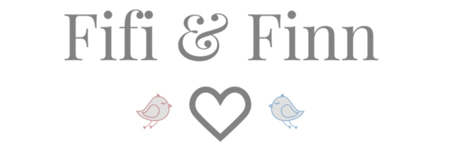 Fifi & Finn Spanish and Traditional Baby & Children's Wear Logo